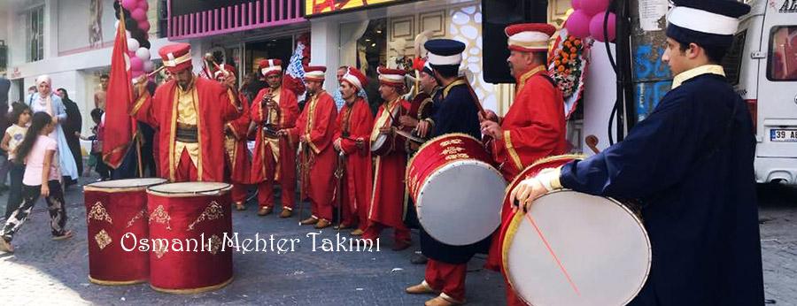 kocaeli mehter takımı gösterisi