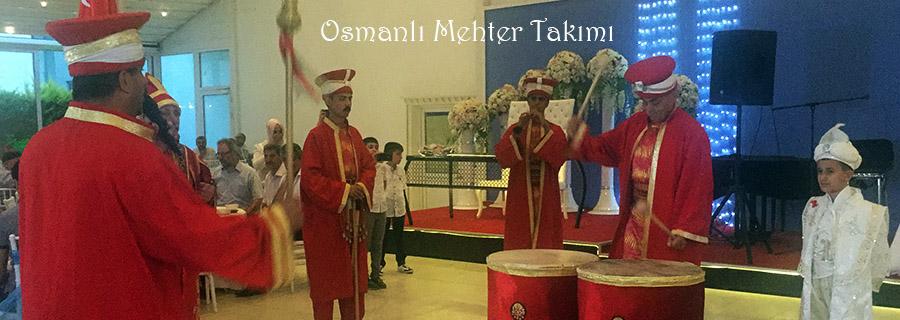 osmaniye mehter ekibi