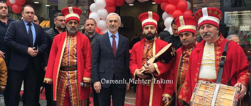 osmaniye mehter takımı gösterisi