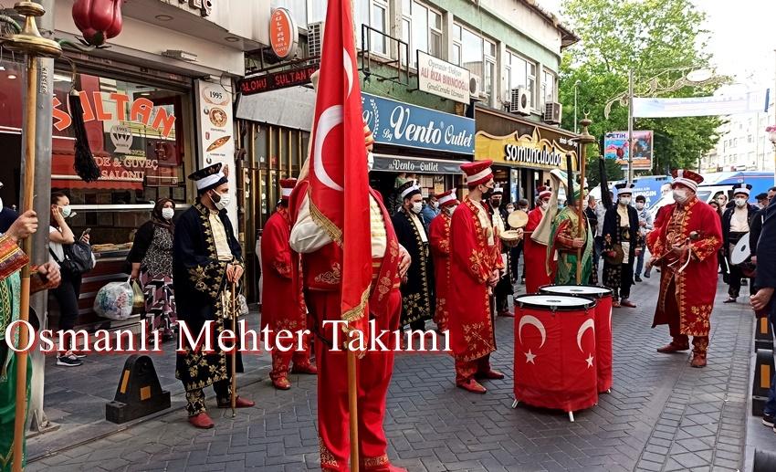 Nevşehir Mehteran Takımı Gösterisi