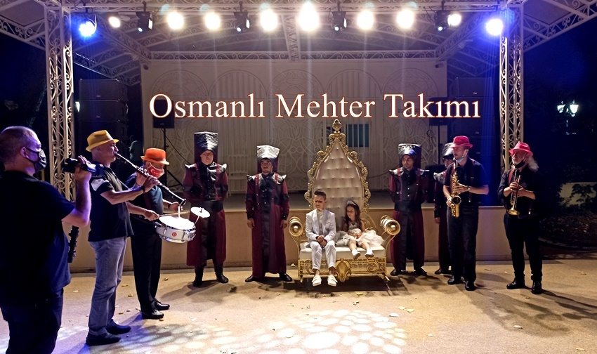 İstnbul Sünnet tahtı kiralama yeniçeri askeri